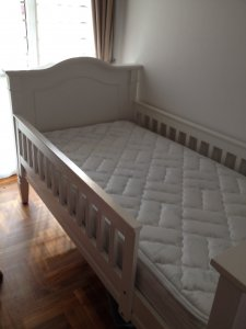 Super Single Bed Frame